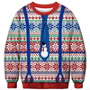 Colorful Prints | Ugly Christmas Sweater