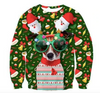 Sassy Dog | Ugly Christmas Sweater