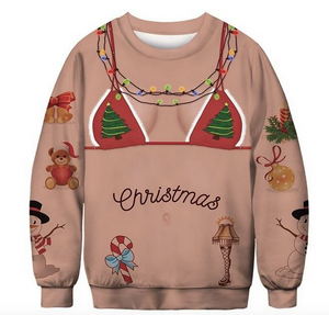 Sexy Santa | Ugly Christmas Sweater