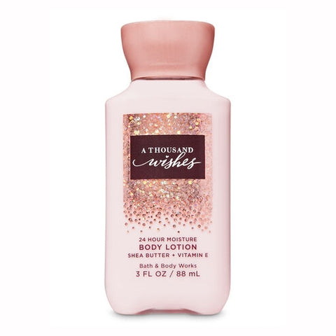 Thousand Wishes Body Cream Travel Size