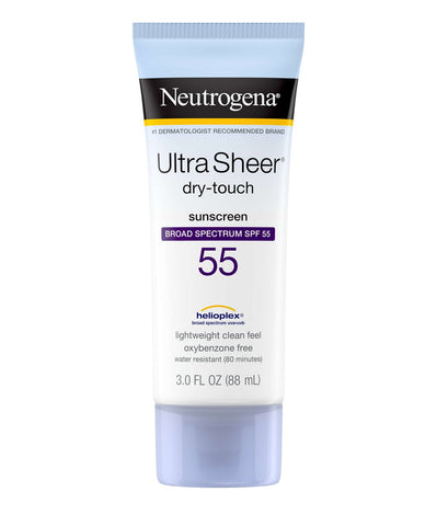 Neutrogena Ultra Sheer Dry Touch Broad Spectrum SPF 55