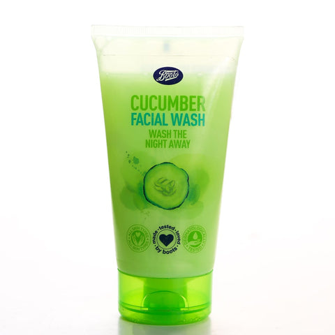 Boots Cucumber Face Wash 150ml