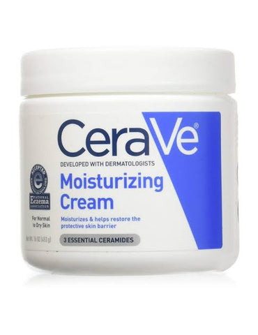 Cerave Moisturizing Cream 453gm normal to dry skin