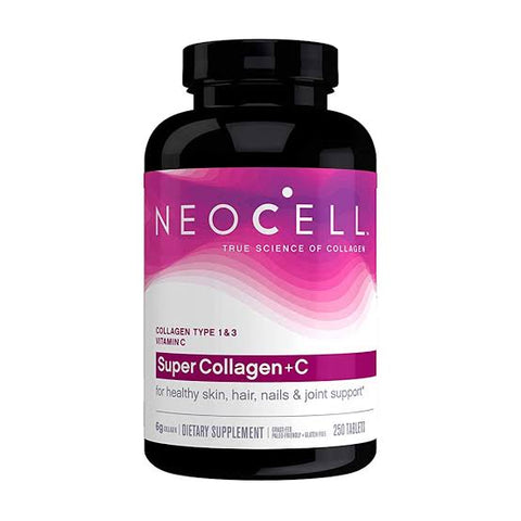 NeoCell Super Collagen+C 250 Tablets