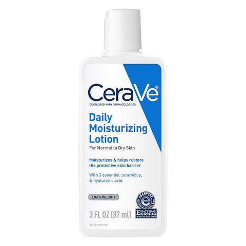 CERAVE Daily Moisturizing Lotion normal to dry skin oil free with hyaluronic acid 87ml