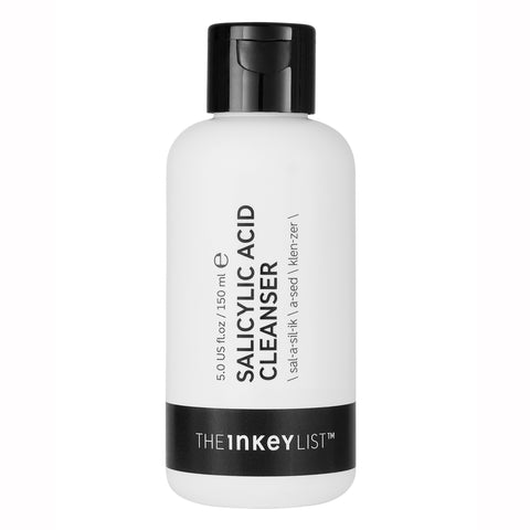 Inkey List Salicylic Acid Cleanser