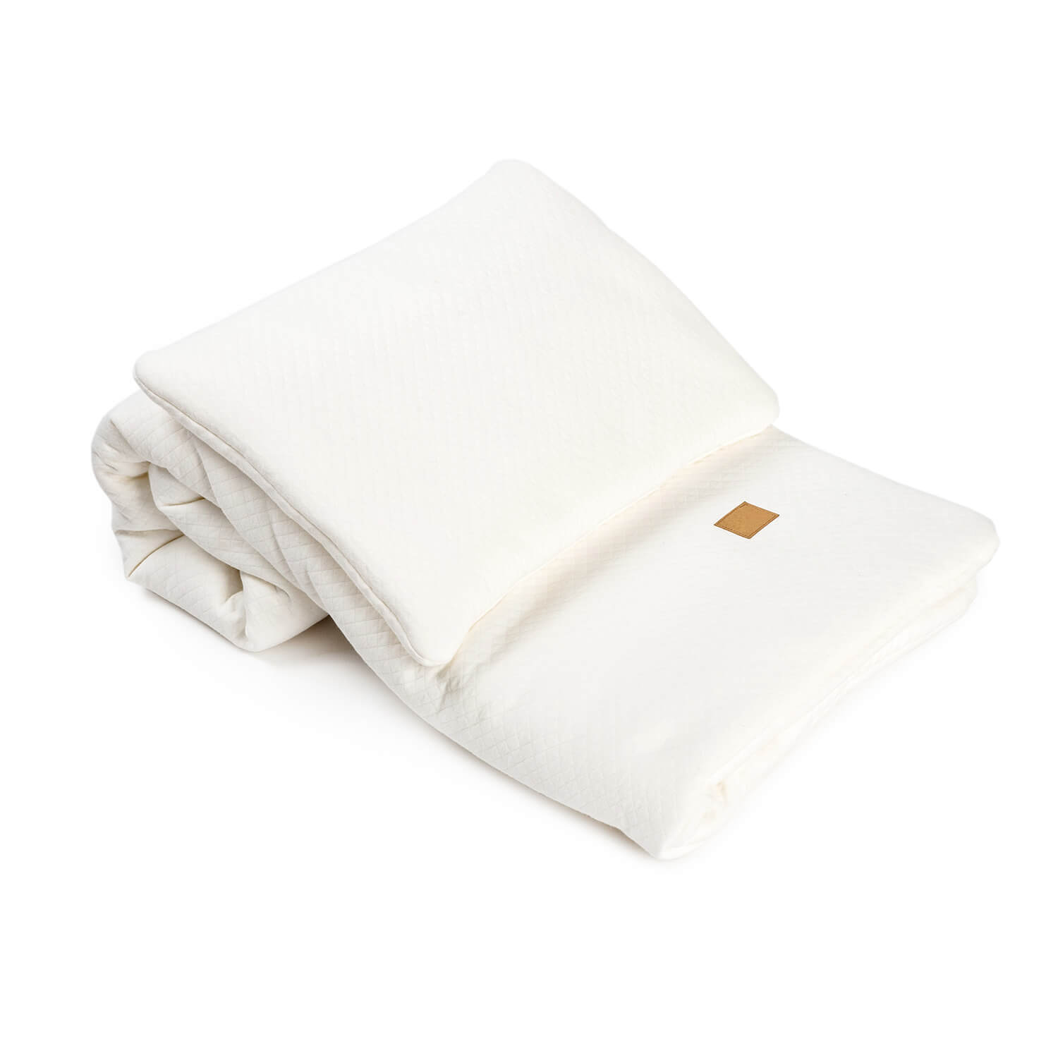 PURE Cover Sheet + Bedding (Quilt and Pillow) White