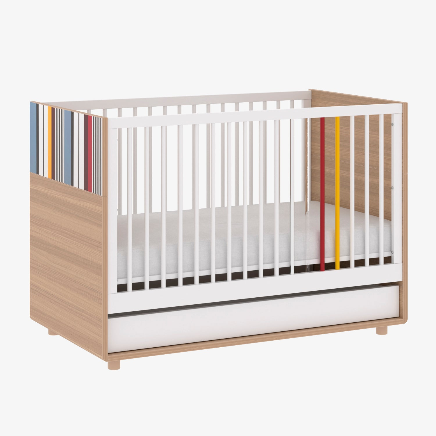 Evolve Convertible 3-in-1 Crib/Youth Bed