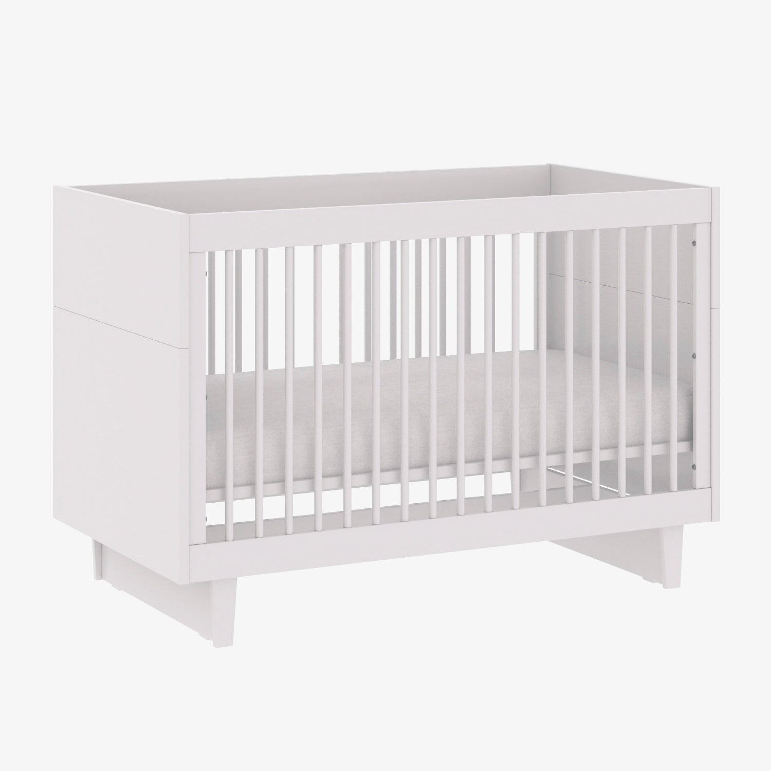 Fino Collection Bundle: Crib & Dresser