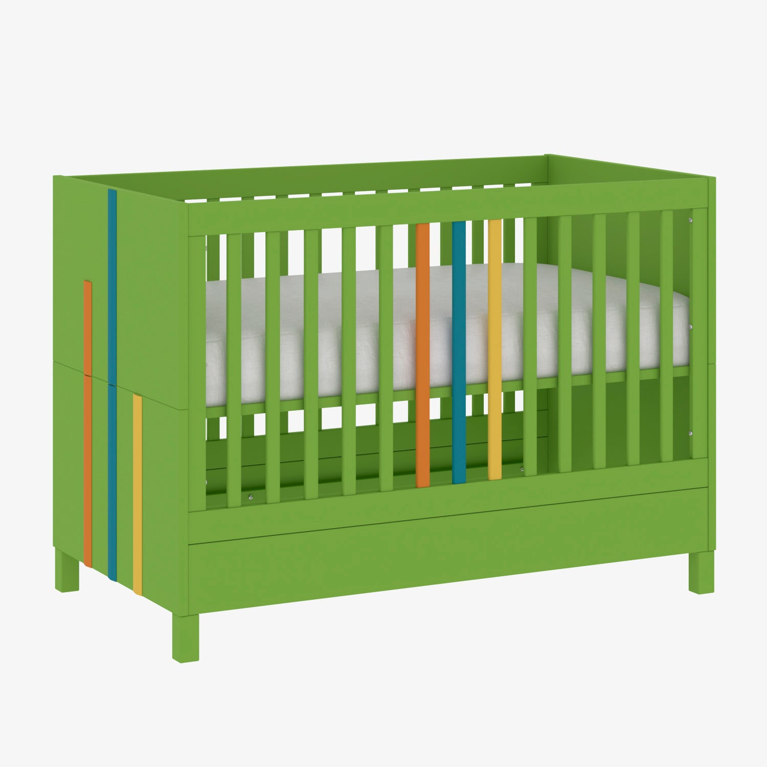 Hometown Convertible 3-in-1 Crib/Youth Bed
