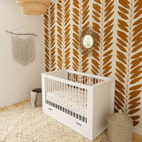 Milk Convertible 3-in-1 Crib/Youth Bed