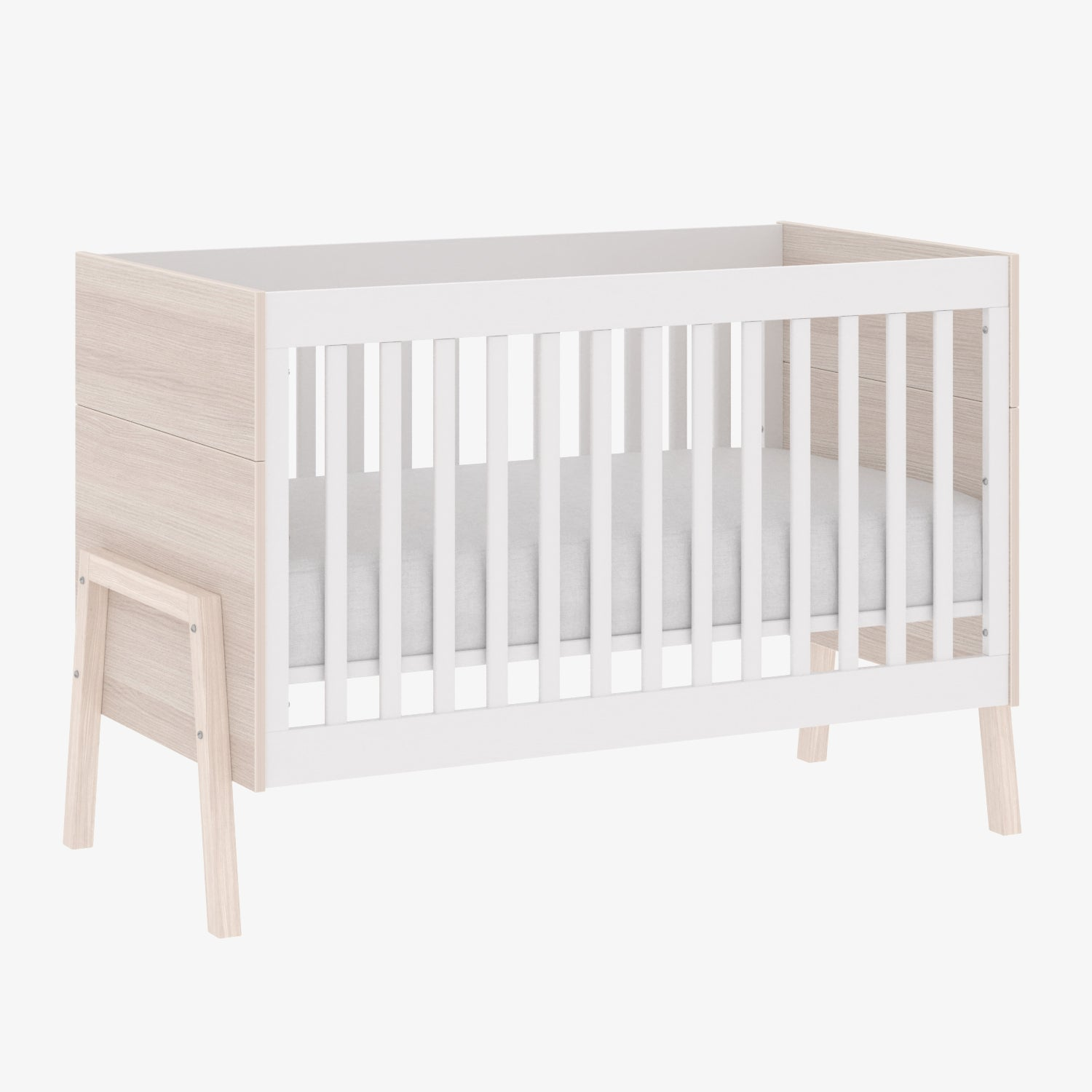 Spot Collection Bundle: Crib & Dresser