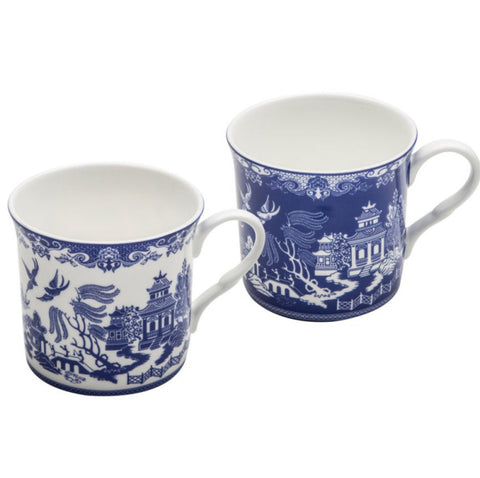 Blue Willow Tea Mug