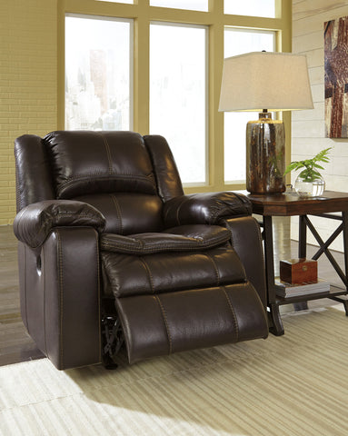 Ashley Furniture 8890587 Long Knight Reclining Power Sofa
