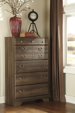 Ashley Furniture B216 92 Allymore Two Drawer Night Stand