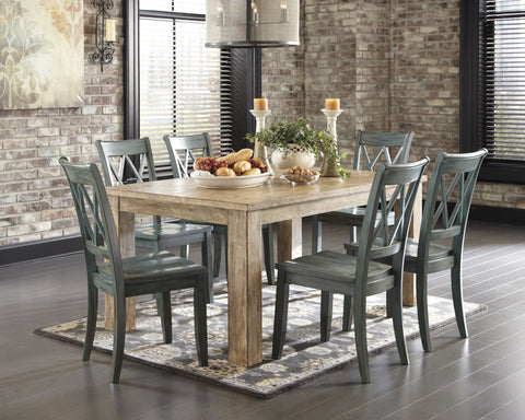 Ashley Furniture T580 7 Mestler Chair Side End Table