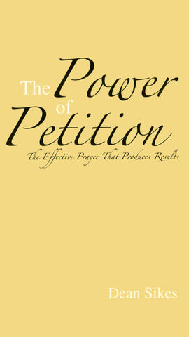 Power of Petition