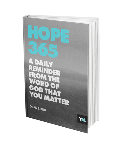 HOPE 365: A Daily Reminder from the Word of God that You Matter
