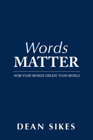 Words Matter Book