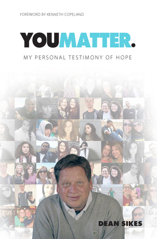 YOUMATTER - My Personal Testimony of Hope