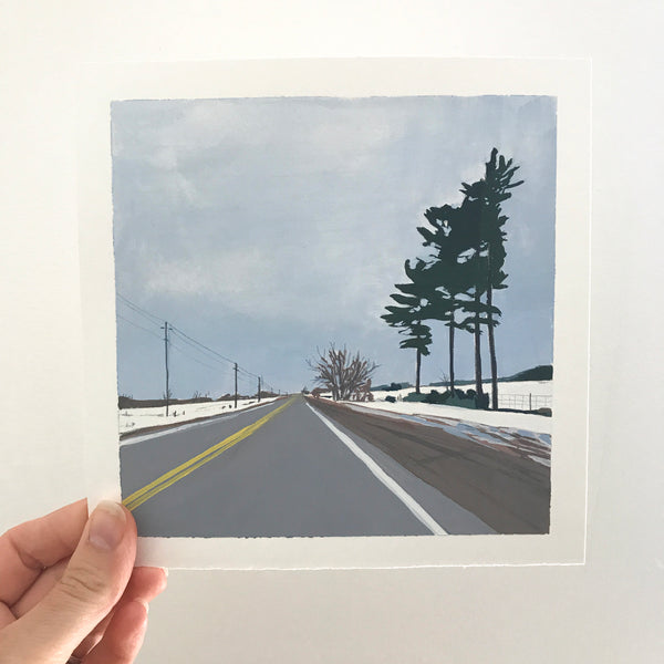 An Ordinary Drive *Available at Mill Street Studio Pop Up