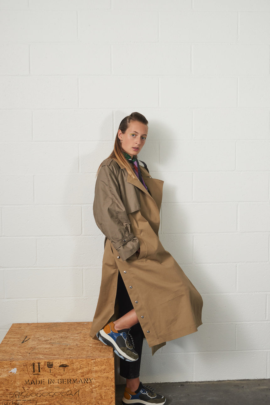 Trench re/marquable by atelier17 - Atelier17