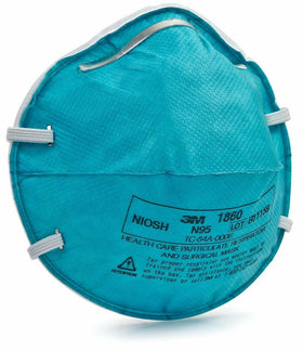 3M N95 Particulate Respirator Mask 1860