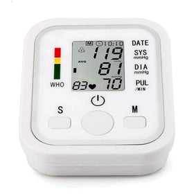 JZIKI , Digital Upper Arm Blood Pressure Pulse Monitor