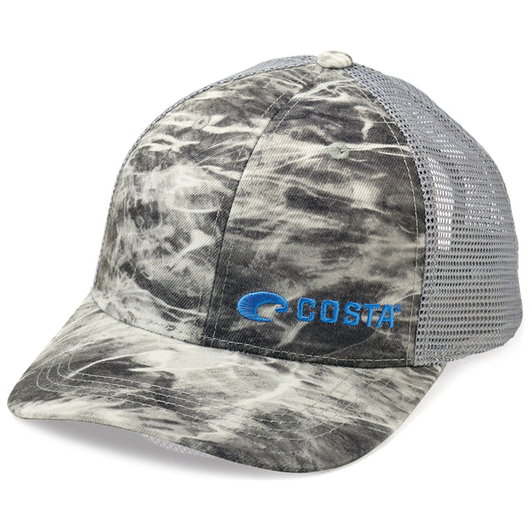Costa del Mar Mossy Oak Elements Fishing Gray Image 1
