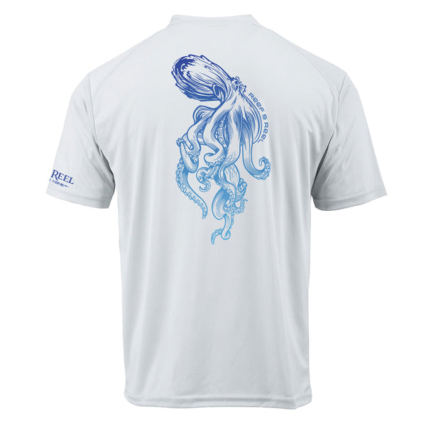 Reef & Reel Dive Deep Performance SS Shirt