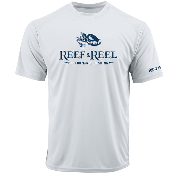 Reef & Reel Floating Fish Performance SS Shirt