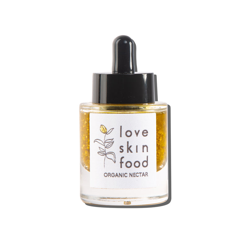ORGANIC BEAUTY AGEING GOLD 24K NECTAR
