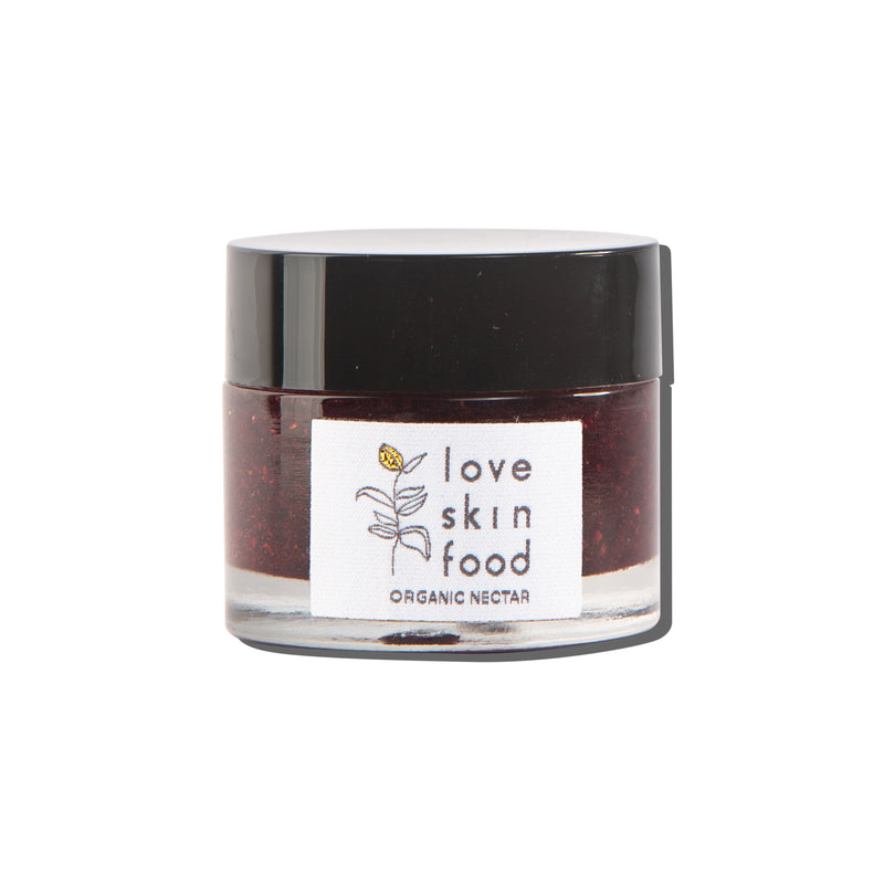 ORGANIC SUPERFOODS & HONEY SCRUB 30ml