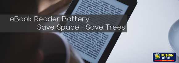 eBook Reader Battery