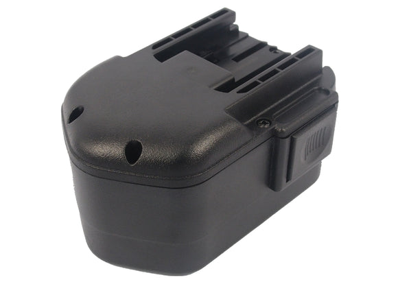 Battery for AEG BDSE 14.4 T Super Torque 48-11-1000, 48-11-1014, 48-11-1024 14.4