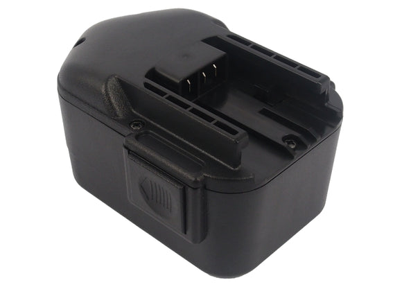 Battery for Milwaukee 9082-22 0511-21, 0512-21, 0512-25, 0513-20, 0513-21, 0514-