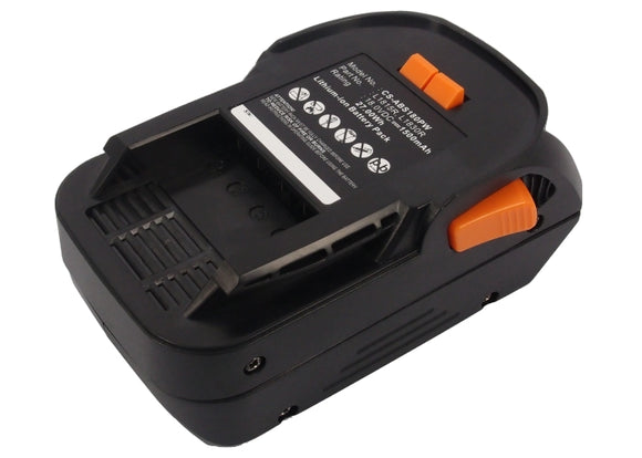 Battery for AEG BS 18G L1815R, L1830R 18V Li-ion 1500mAh / 27Wh