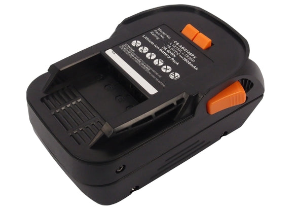 Battery for AEG BSB 18 LI L1815R, L1830R 18V Li-ion 3000mAh / 54.00Wh