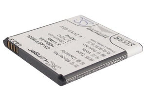 Battery for Acer Liquid E1 AP18 3.7V Li-ion 1650mAh / 6.11Wh