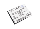 Battery for Acer T02 BAT-E10, BAT-E10(1ICP4/58/71), KT.0010K.009 3.8V Li-Polymer