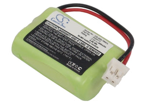 Battery for Audioline DECT 7800B SL30013 2.4V Ni-MH 400mAh / 0.96Wh