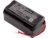 Battery for Audio Pro T10 TF18650-2200-1S4PB 14.8V Li-ion 3400mAh / 50.32Wh