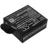 Battery for AEE S91B ACC-D90 3.7V Li-ion 850mAh / 3.15Wh