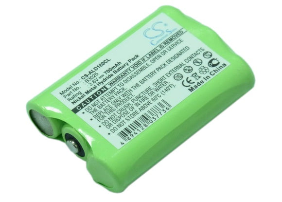 Battery for AT&T STB-914 STB-914 3.6V Ni-MH 700mAh