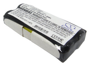 Battery for Audioline DECT 7800 30AAAAH2BX, T323 2.4V Ni-MH 450mAh