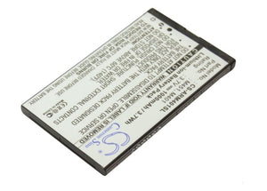Battery for AURO M401 M401, M451 3.7V Li-ion 1000mAh