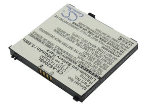 Battery for Acer neoTouch S200 A78TAD20F, US55143A9H 3.7V Li-ion 1500mAh / 5.6Wh