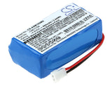 Battery for Air shields-Vickers JM102 Jaundice Mete OM11158 4.8V Ni-MH 800mAh /