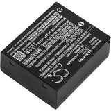Battery for Olympus E-M1 Mark II BLH-1 7.4V Li-ion 2250mAh / 16.65Wh