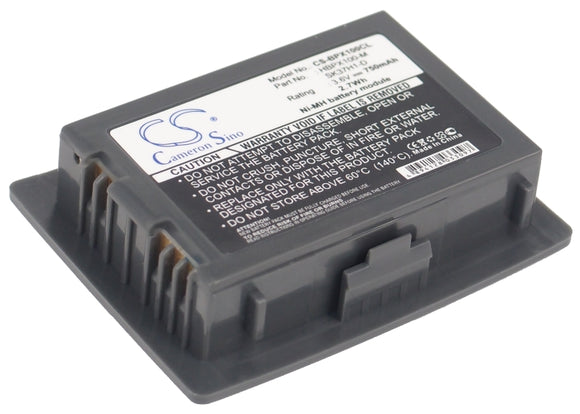 Battery for Avaya 3216 3410, 3420, 3606, 700245509, HBPX100-M, SK37H1-D 3.6V Ni-